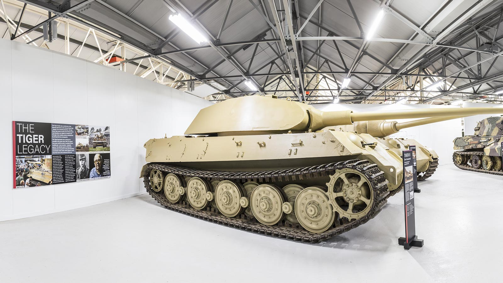 Image Makers Tiger Tanks exhibition