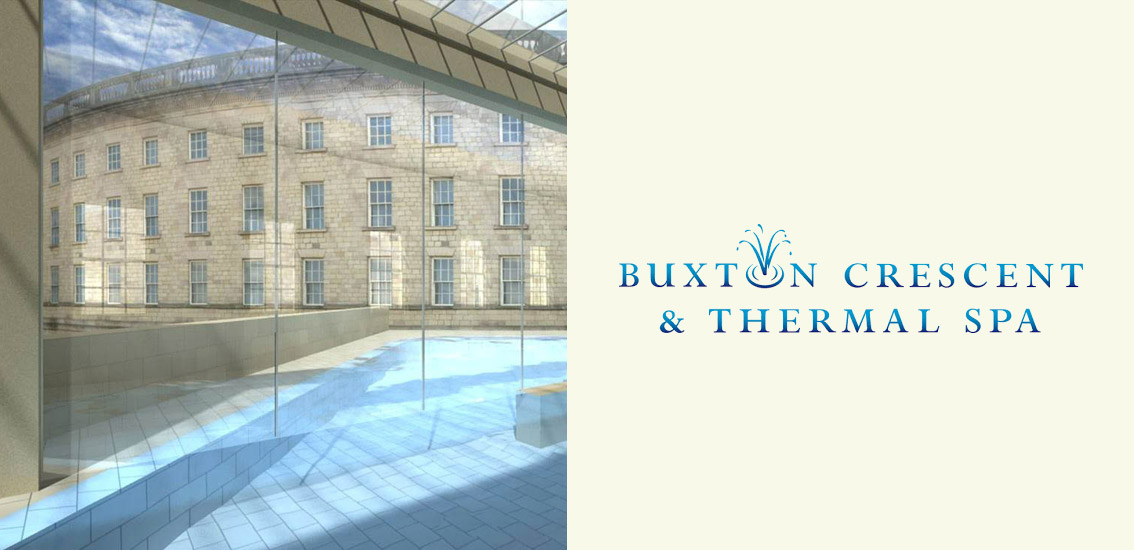 Buxton Crescent luxury hotel and spa