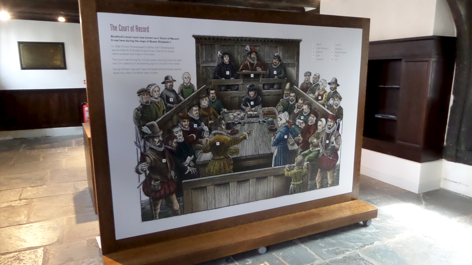 Image Makers Shakespeare's School Guildhall