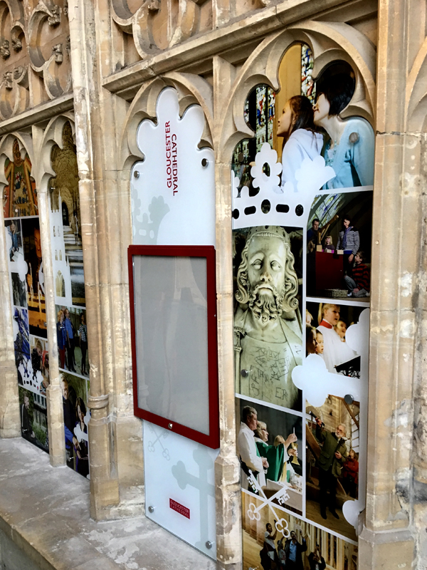 Image Makers Gloucester Cathedral